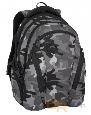 3d48e1b8cb BAG 8 studentský batoh Bagmaster CH-Black-Gray-White